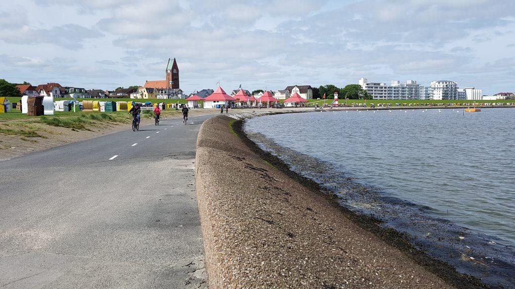 Cuxhaven Promenade