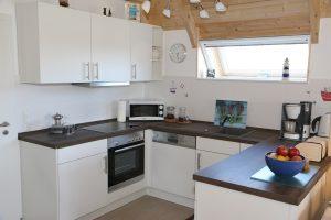 Ferienhaus Wiesenpieper - Moderne Küche