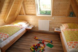 Ferienhaus Wiesenpieper - Kinderzimmer