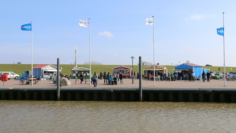 Wremer Hafen