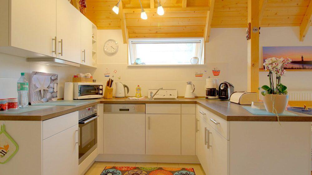 Ferienhaus Wiesenpieper - Küche